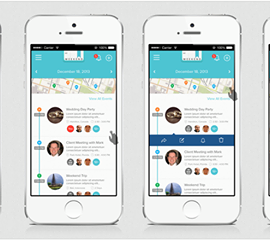 My Weekend App – Social Events